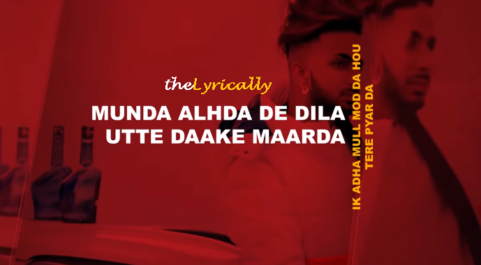 Daake Lyrics - Aman Jaluria | theLyrically Lyrics