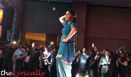 Chundadi Jaipur Ki Lyrics Gajban Sapna Choudhary
